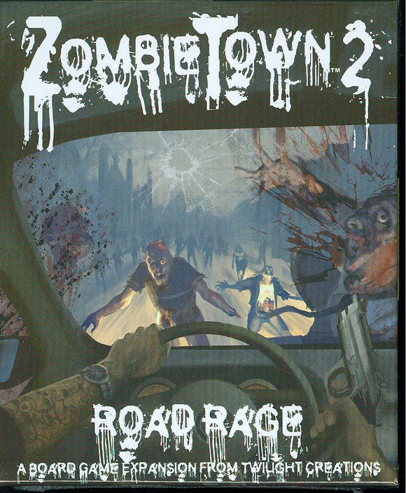 Zombie Town 2 Road Rage