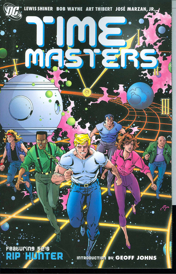 Time Masters Tp