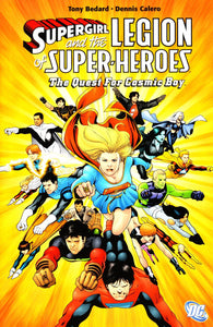 Supergirl And The Legion The Quest For Cosmic Boy (Jan080202