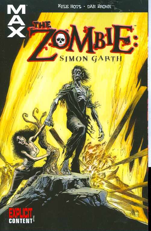 Zombie Simon Garth Tp (Mr)