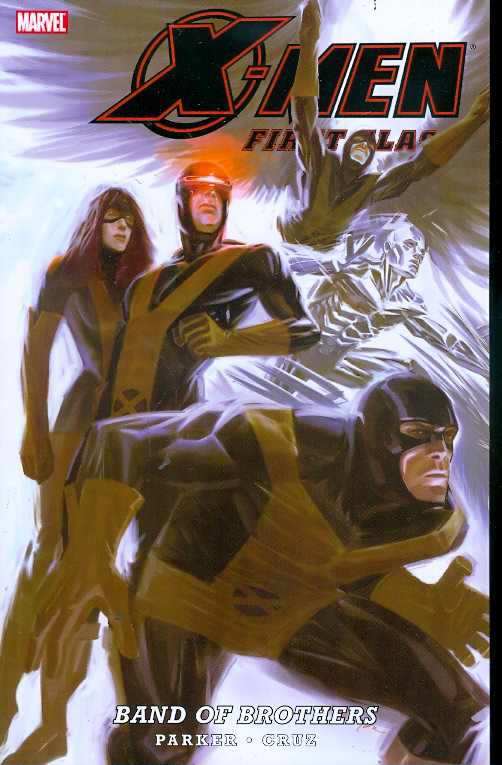 X-Men First Class Tp Band Of Brothers (Sep082458)