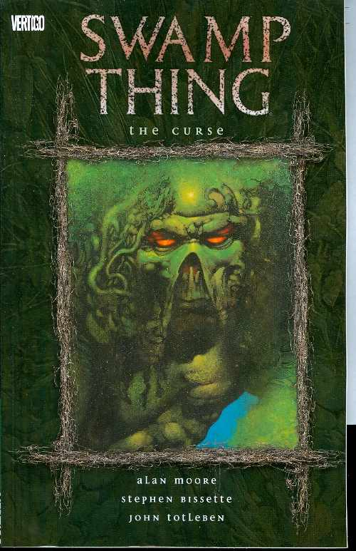Swamp Thing Tp Vol 03 The Curse (Feb088078) (Mr)