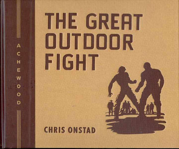 Achewood Hc Vol 01 Great Outdoor Fight