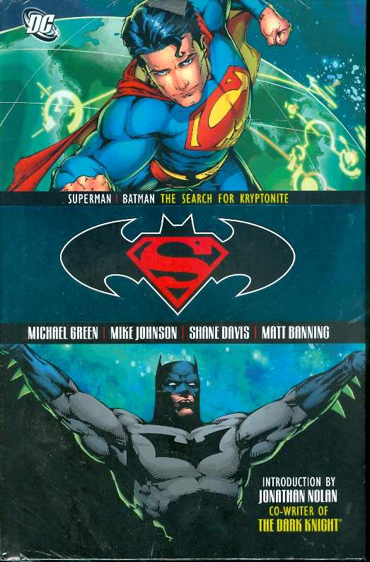 Superman Batman Search For Kryptonite Hc (Jun080255)