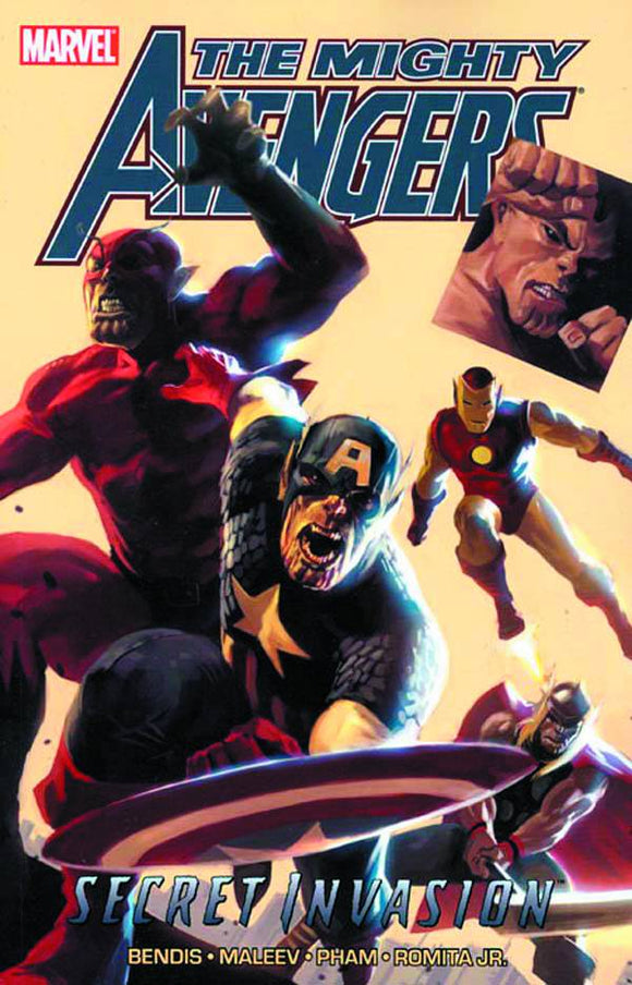 Mighty Avengers Tp Vol 03 Secret Invasion Book 01