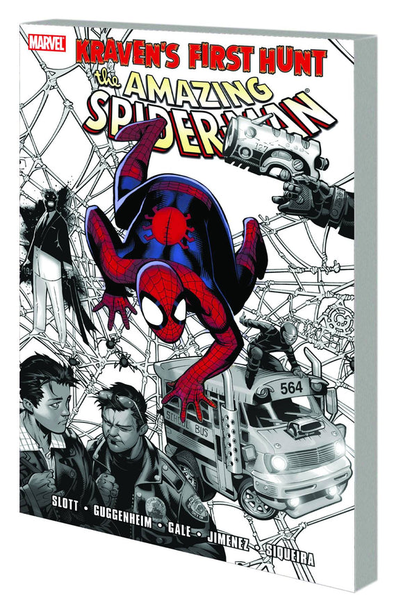 Spider-Man Tp Kravens First Hunt