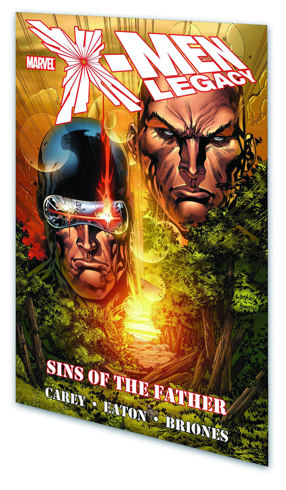 X-Men Legacy Tp Sins Of The Father
