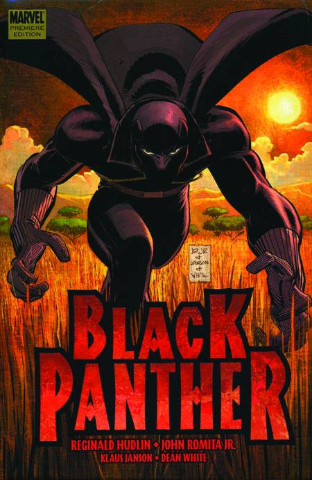 Black Panther Hc Who Is Black Panther