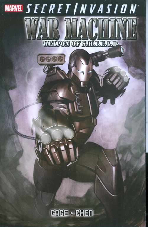 Secret Invasion Tp War Machine (Nov082464)