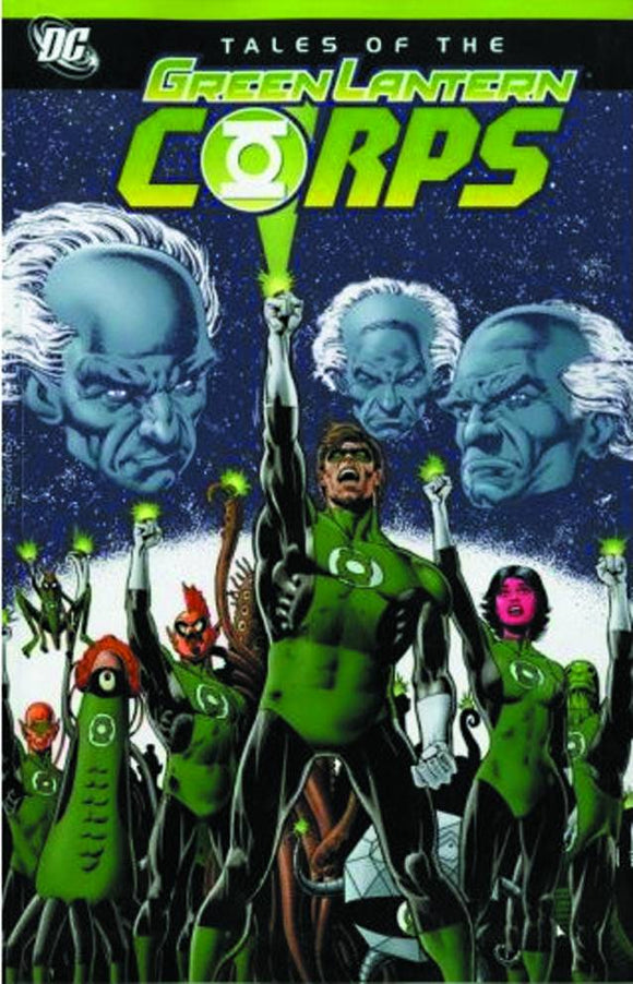 Tales Of The Green Lantern Corps Tp Vol 01