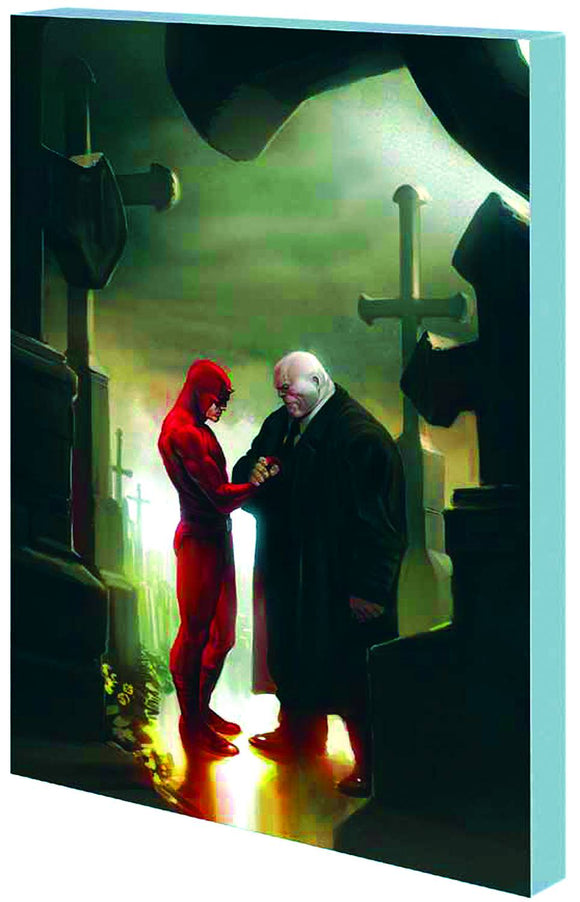 Daredevil Return Of King Tp