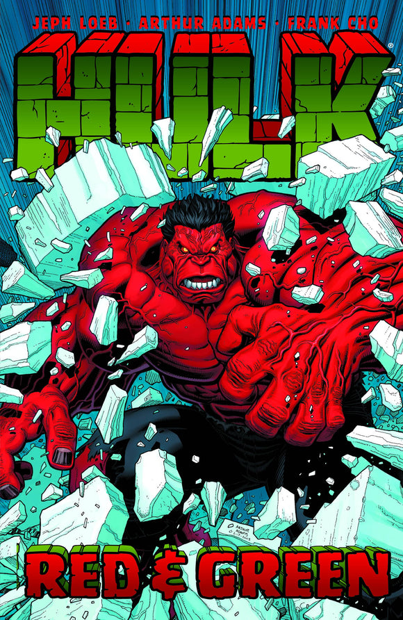 Hulk Red And Green Tp Vol 02