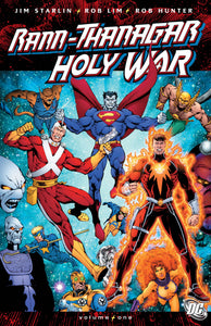 Rann Thanagar Holy War Tp Vol 01