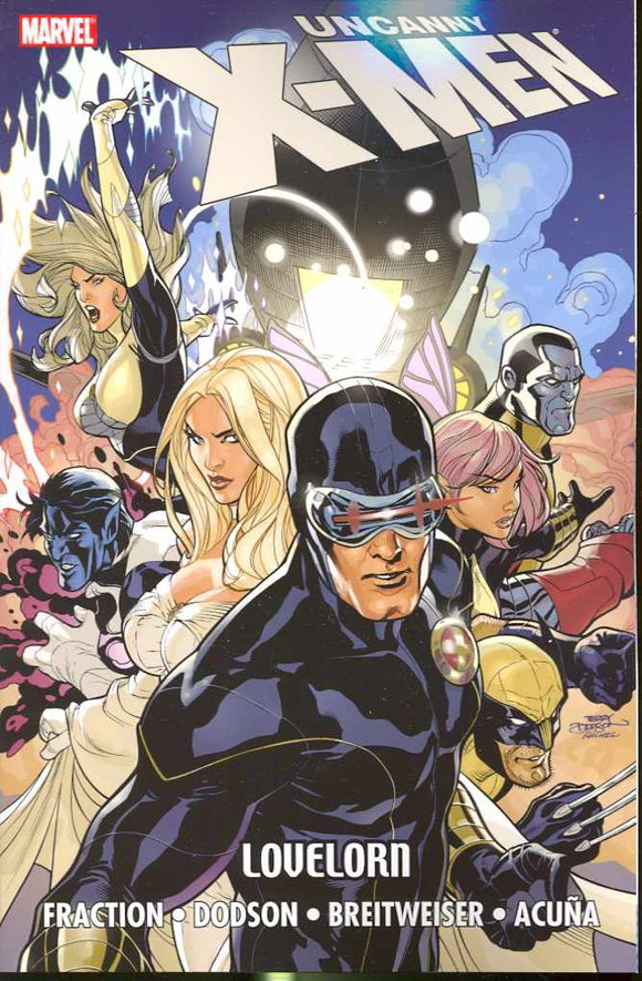 Uncanny X-Men Lovelorn Tp