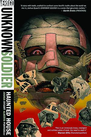 Unknown Soldier Tp Vol 01 Haunted House