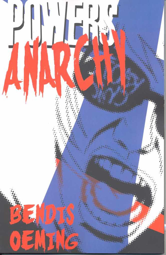 Powers Tp Vol 05 Anarchy