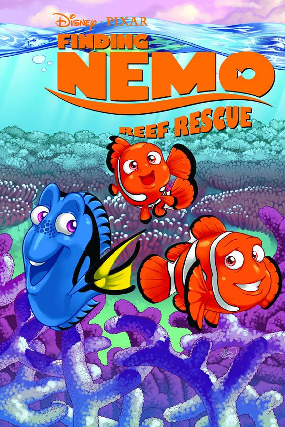 Finding Nemo Reef Rescue Tp