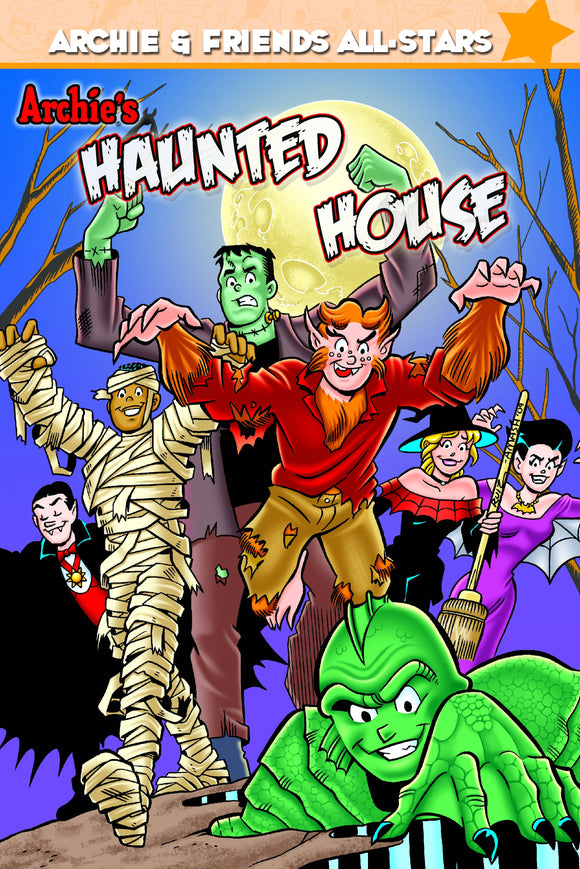 Archie & Friends Tp Vol 05 Archies Haunted House