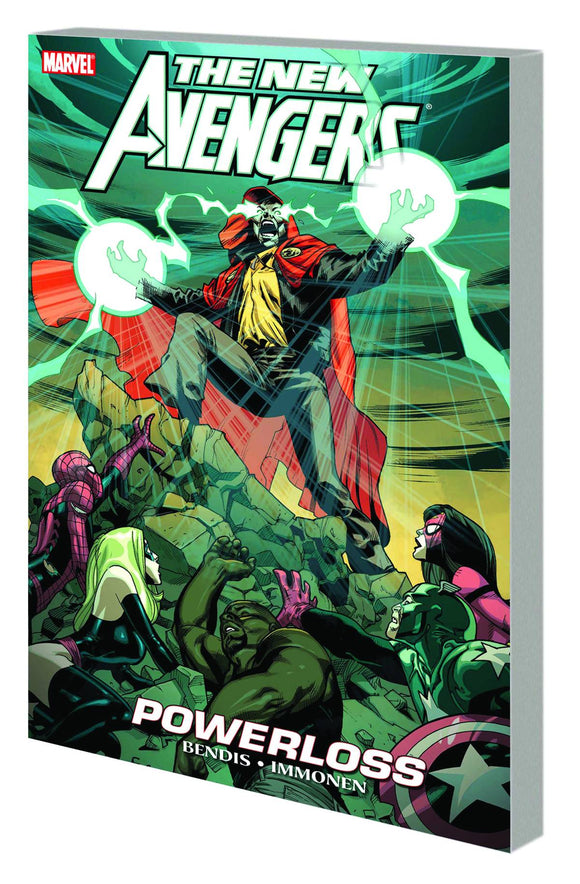 New Avengers Tp Vol 12 Powerloss