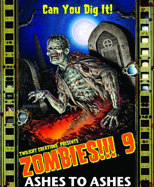 Zombies Ashes To Ashes