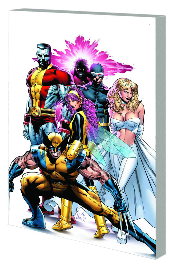 X-Men We Are X-Men Tp