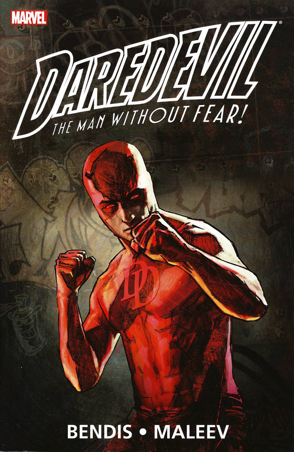 Daredevil By Bendis & Maleev TP Ult Coll Book 02 - Books