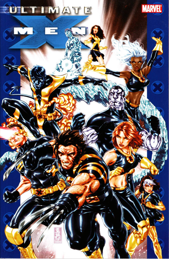 Ultimate X-Men Ultimate Collection Tp Vol 04