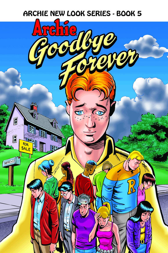 Archie New Look Series Tp Vol 05 Goodbye Forever