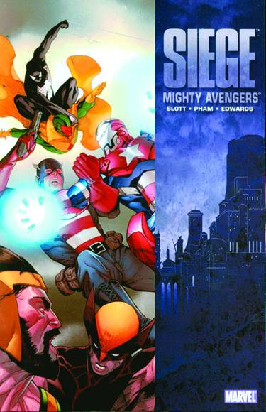 Siege Mighty Avengers Tp