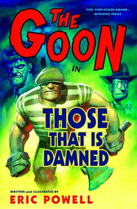 Goon Tp Vol 08 Those That Is Damned