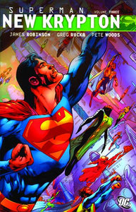 Superman New Krypton Tp Vol 03