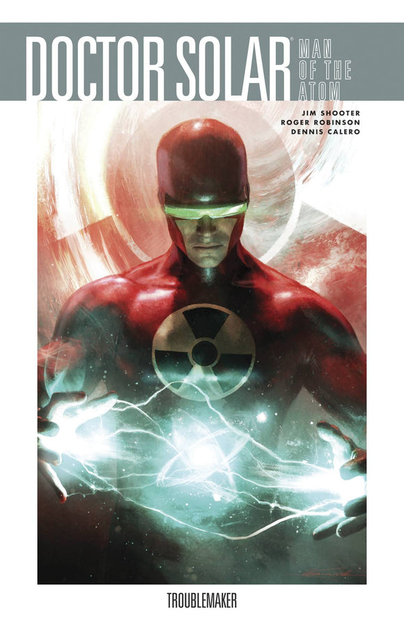 Doctor Solar Man Of The Atom Tp Vol 01