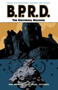 Bprd Tp Vol 06 Universal Machine New Ptg