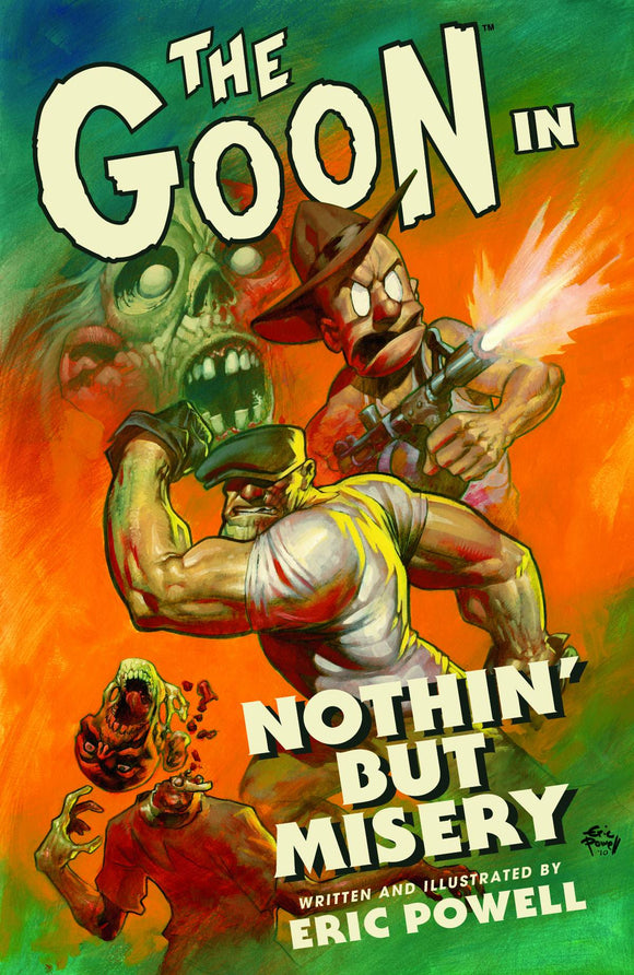 Goon Tp Vol 01 Nothin But Misery