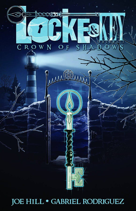 Locke & Key TP Vol 03 Crown of Shadows - Books