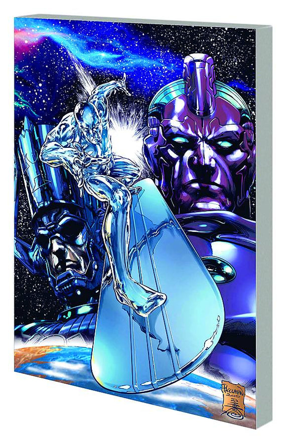 Silver Surfer Tp Devolution