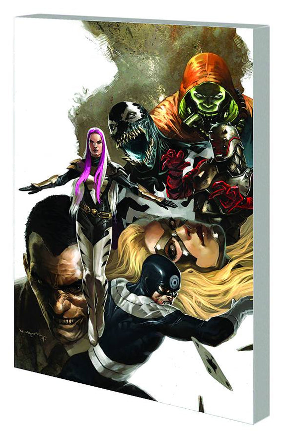 Thunderbolts By Ellis And Deodato Ult Coll Tp
