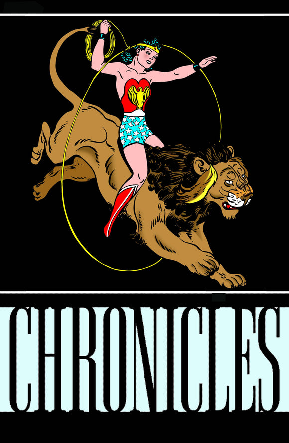 Wonder Woman Chronicles Tp Vol 02