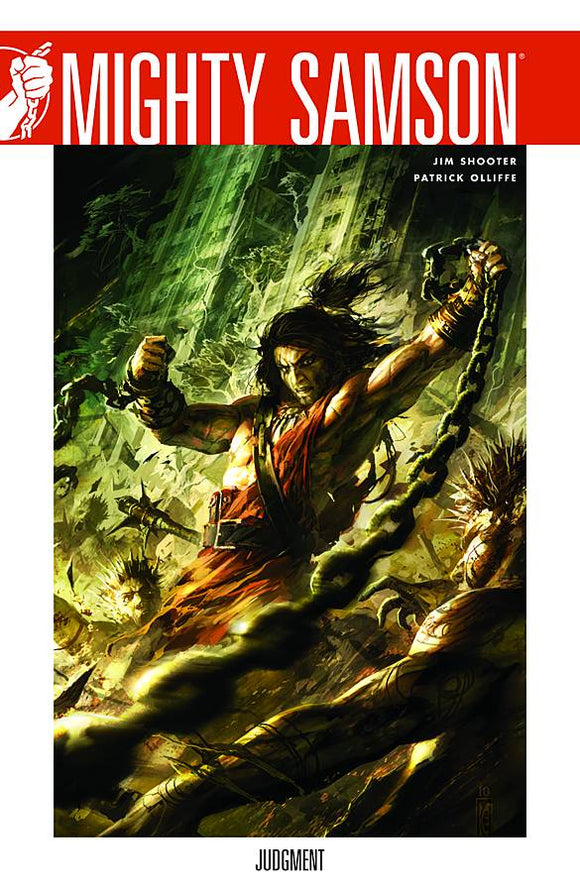 Mighty Samson Judgment Tp
