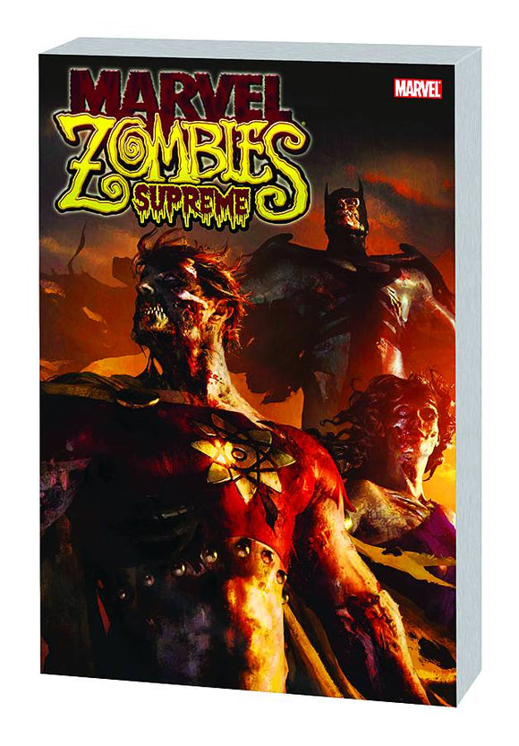 Marvel Zombies Supreme Tp
