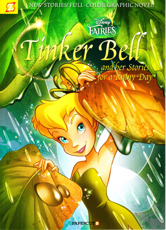 Disney Fairies Gn Vol 08 Tinker Bell Stories For Rainy Day
