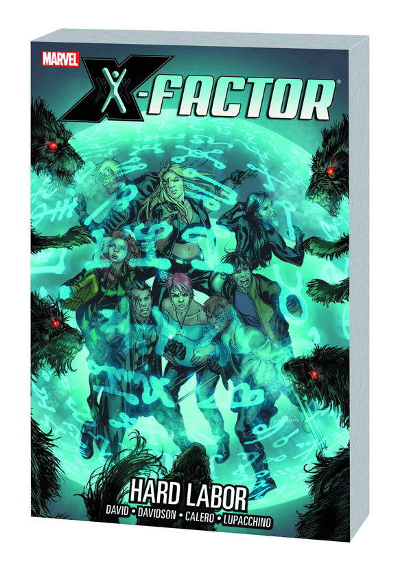 X-Factor Tp Vol 13 Hard Labor