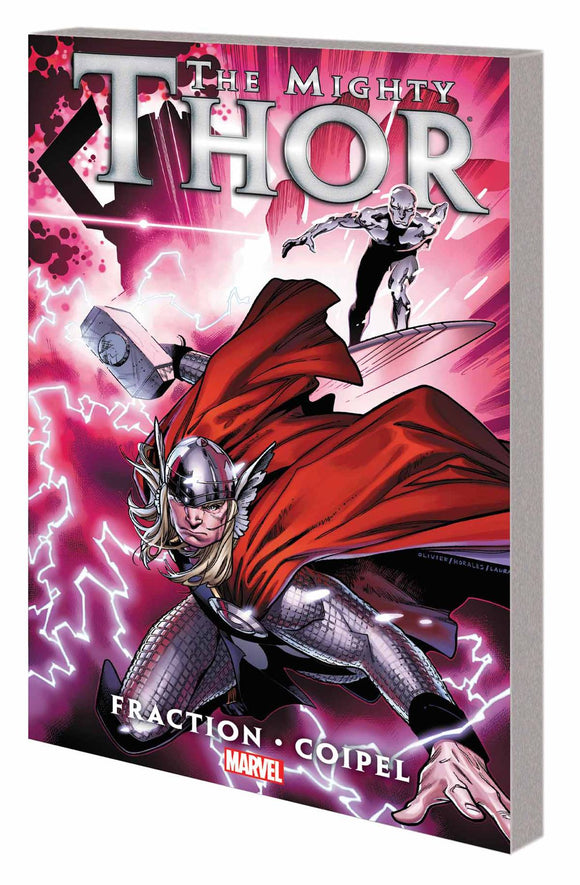 Mighty Thor By Matt Fraction Tp Vol 01