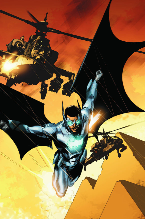 Batwing Tp Vol 01 The Lost Kingdom