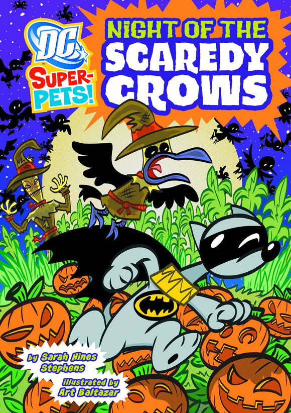 Dc Super Pets Yr Tp Night Of Scaredy Crows