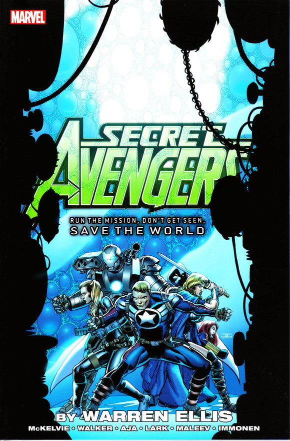 Secret Avengers Tp Run Mission Save World