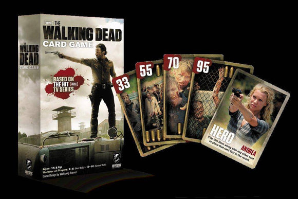 Walking Dead Tv Card Game