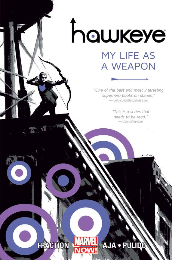 Hawkeye Tp My Life As Weapon Vol 01 Now