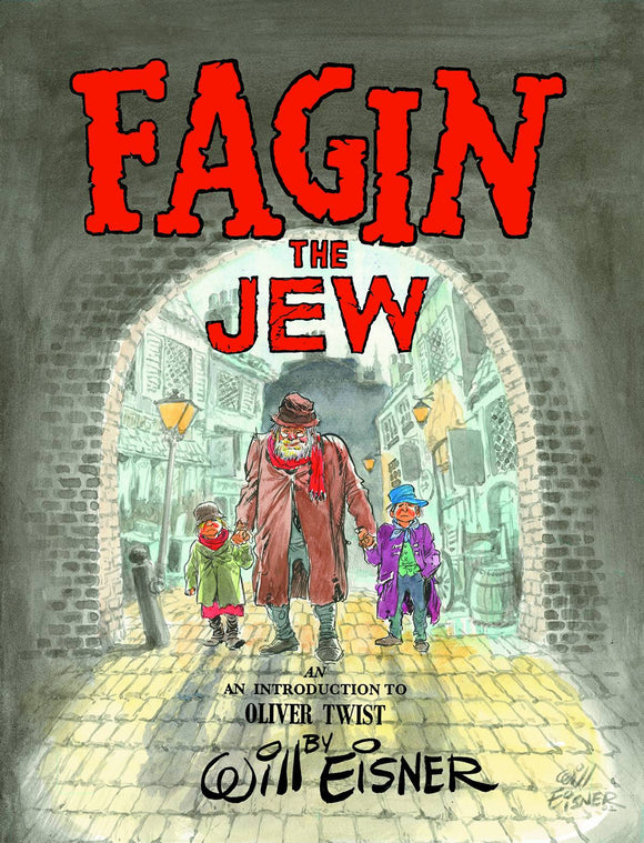 Fagin The Jew 10Th Anniversary Hc