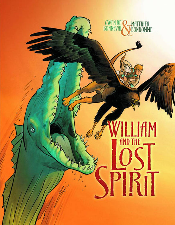 William And The Lost Spirit Gn
